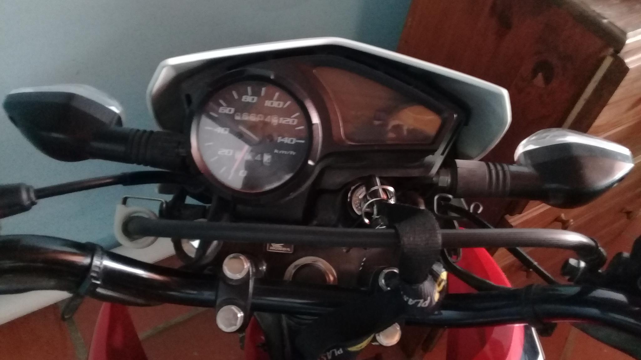 Vendo Honda XR 150l – Tandil