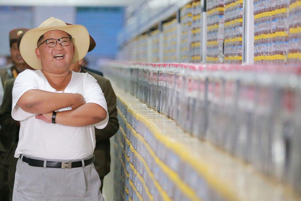 La Estrategia de Kim Jong Un, está cabiando radicalmente su imagen personal