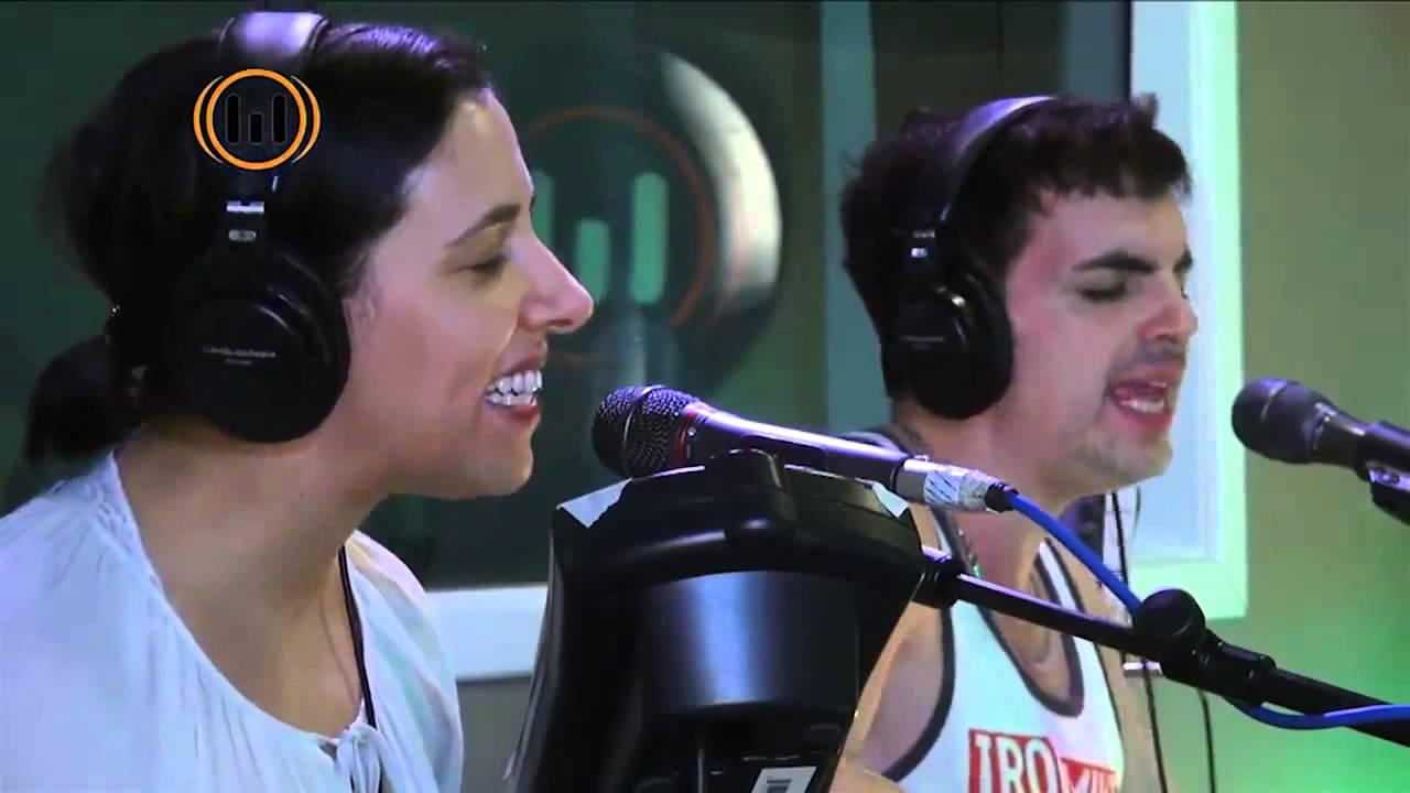 "Acústico de ""Miranda"" en la Metro 95.1"